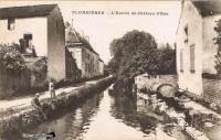 plombieres les dijon 1922 entree du chateau deau moisseniat.jpg