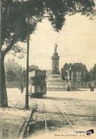place du tente octobre tramways 1915.jpg