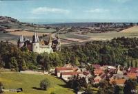 la rochepot le chateau 1960.jpg