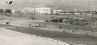 Dijon Bocage vue depuis le Creps Mirande zoom 1962.jpg