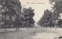 dijon avenue de la gare-avenue foch aujourdhui.jpg