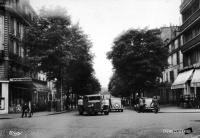 Dijon avenue Foch environ 1955 .jpg