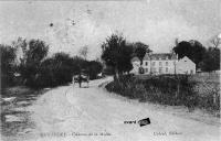 Quetigny chateau de la mothe debut-milieu 1900.jpg