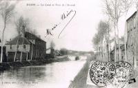 canal et pont de l arsenal dijon 1906 max.jpg